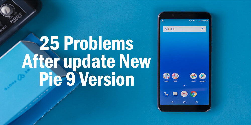 Asus Max Pro M1 Android 9.0 Pie Beta Update Problems